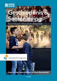 Geschiedenis en samenleving-Cees van der Kooij, Marjan de Groot-Reuvekamp