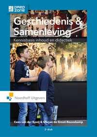 Geschiedenis en samenleving (e-book)-Kees van der Kooij, Marjan de Groot-Reuvekamp-eBook