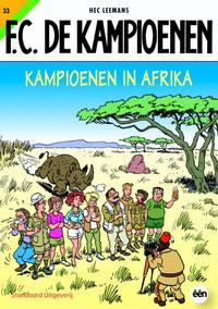 F.C. De Kampioenen 33 - Kampioenen in Afrika-Hec Leemans