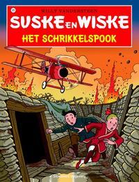 Suske en Wiske 325 - Het schrikkelspook-Willy Vandersteen