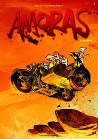 Amoras 4 - Lambik-Marc Legendre, Willy Vandersteen