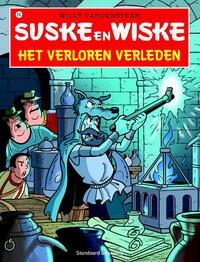 Suske en Wiske 332 - Het verloren verleden-Willy Vandersteen