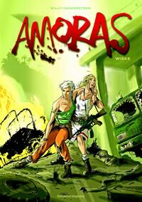 Amoras 5 - Wiske-Charel Cambré, Marc Legendre, Willy Vandersteen