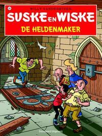 Suske en Wiske 338 - De heldenmaker-Willy Vandersteen