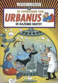 Urbanus 167 - De razende matot-Linthout, Urbanus