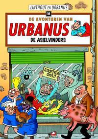 Urbanus 168 - De Asielvinders-Linthout, Urbanus