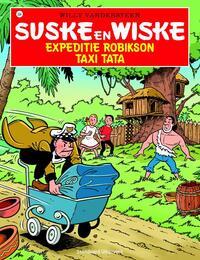 Suske en Wiske Dubbelalbum 334 - Expeditie Robikson & Taxi Tata-Peter van Gucht, Willy Vandersteen