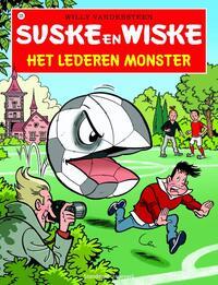 Suske en Wiske 335 - Het lederen monster-Peter van Gucht, Willy Vandersteen