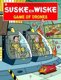 Suske en Wiske 337 - Game of drones-Willy Vandersteen