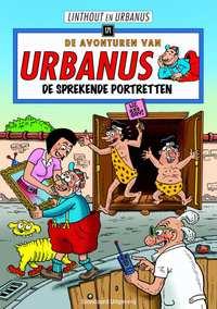Urbanus 171 - De sprekende portretten-Linthout, Urbanus