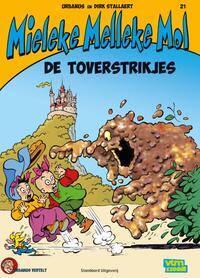 Mieleke Melleke Mol 21 - De toverstrikjes-Dirk Stallaert
