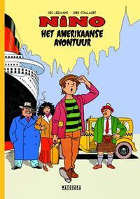 Het Amerikaanse avontuur-Hec Leemans