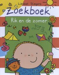 Zoekboek Rik en de zomer-Liesbet Slegers