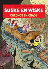 Suske en Wiske 346 - Chronos en chaos-Willy Vandersteen