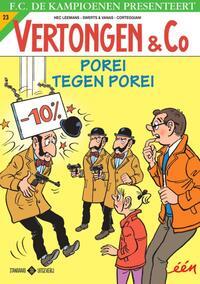 Vertongen en Co 23 - Porei tegen Porei-Hec Leemans, Swerts & Vanas