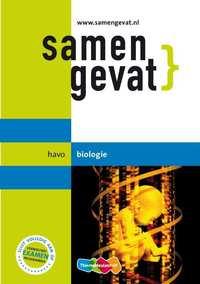Samengevat Havo Biologie-A.N. Leegwater, E.J. van der Schoot