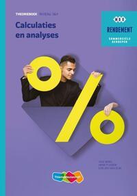 Calculaties en Analyses-Evelien van Dijk, Henk Tijssen, Inge Berg