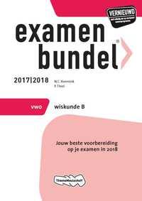 Examenbundel vwo Wiskunde B-N.C. Keemink, P. Thiel