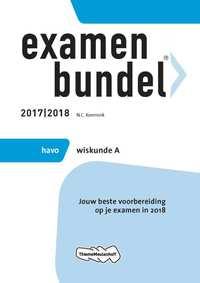 Examenbundel havo Wiskunde A 2017/2018-N.C. Keemink
