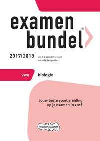 Examenbundel vwo Biologie 2017/2018-