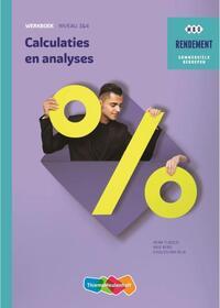 Calculaties & analyses Werkboek-Henk Tijssen, Inge Berg