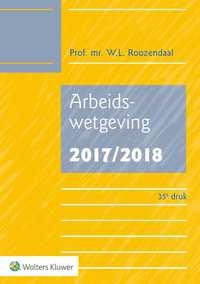 Arbeidswetgeving 2017/2018-