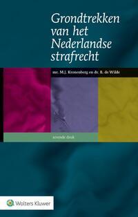Grondtrekken van het Nederlandse strafrecht-