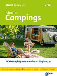 Anwb campinggids kleine campings 2018-Anwb