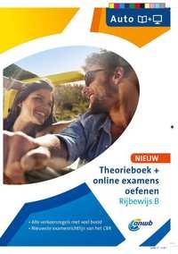 Theorieboek rijbewijs B-Anwb