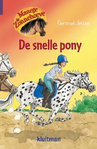 De snelle pony-Gertrud Jetten