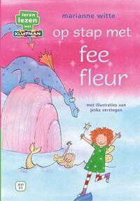 Op stap met fee fleur-Marianne Witte