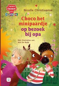 Choco op bezoek bij opa-Nicolle Christiaanse