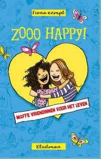 Zooo Happy! Maffe vriendinnen voor het leven-Fiona Rempt