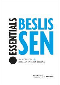 ESSENTIALS - Beslissen-Herman van den Broeck, Marc Buelens-eBook