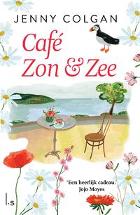 Café Zon + Zee-Jenny Colgan