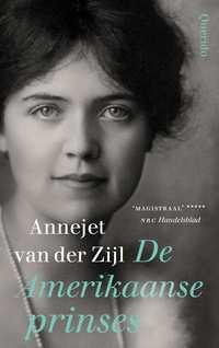 De Amerikaanse prinses-Annejet van der Zijl