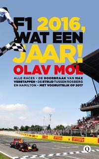 F1 2016, wat een jaar!-Olav Mol