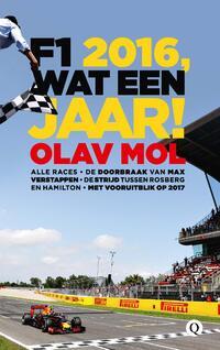 F1 2016, wat een jaar!-Olav Mol-eBook