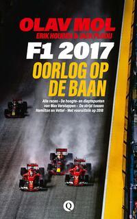 F1 2017 - Oorlog op de baan-Erik Houben, Jack Plooij, Olav Mol-eBook