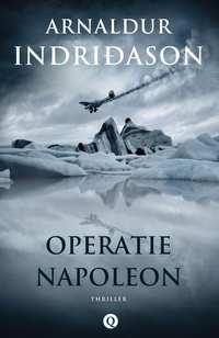 Operatie Napoleon-Arnaldur Indridason