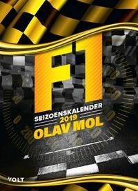 F1 Seizoenkalender 2019-Olav Mol