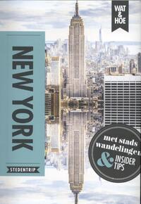 Wat & Hoe Select - New York-Mick Sinclair, Wat & Hoe Stedentrip