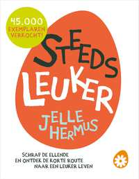 Steeds leuker-Jelle Hermus-eBook