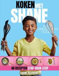 Koken met Shane-Shane Kluivert
