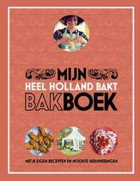 Heel Holland Bakt - Mijn bakboek-Diverse