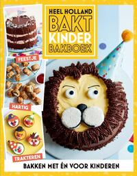 Heel Holland Bakt Kinderbakboek-Diverse