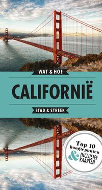 Californië-Wat & Hoe Stad & Streek