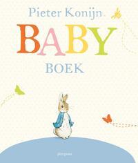 Pieter Konijn babyboek-Beatrix Potter