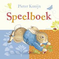 Pieter Konijn: Speelboek-Beatrix Potter