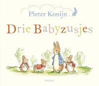 Pieter Konijn - Drie babyzusjes-Beatrix Potter